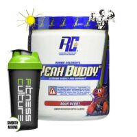 Ronnie Coleman Yeah Buddy Explosive Pre & Shaker Offer Due to being CLUMPED!