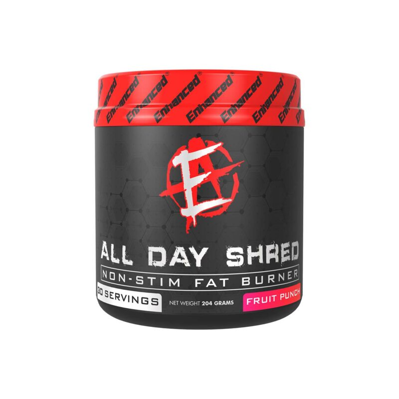 Enhanced labs All Day Shred Non Stim Fat Burner 30 Servings