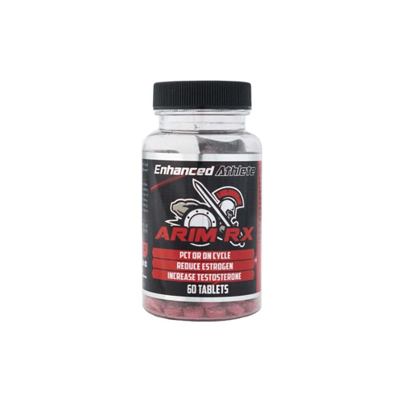 Enhanced labs Arim-RX PCT Increase Testosterone 60 Tablets