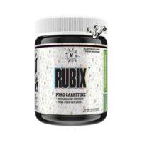 MYOBLOX RUBIX Strong Fat loss Pre workout Stim Free! Offer Expiry 06/2021.