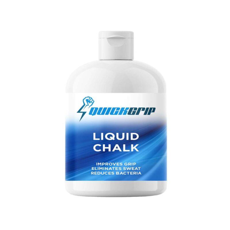 QUICKGRIP Liquid Chalk 250ml Gym, Climbing, Weight Lifting, Pole Fitness, Yoga