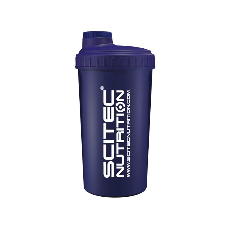 Scitec Nutrition Shaker 700ml Clear Plastic Protein Mixer