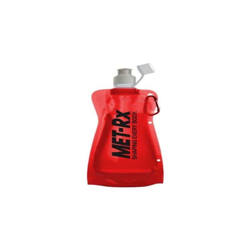 Met-Rx Flexible Water Bottle Bag 550 ml (20 oz) Clip On