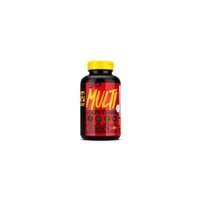 Mutant Core Multi 60 Tablets, Premium Multi Vitamin