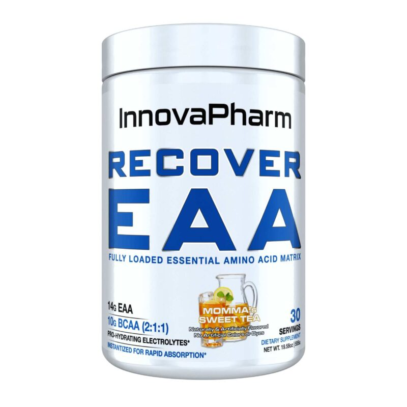 InnovaPharm Recover EAA 555g 30 servings Intra Powder Supplement
