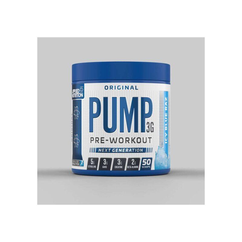 Applied Nutrition Pump 3G Pre Workout 375g (25 servings)