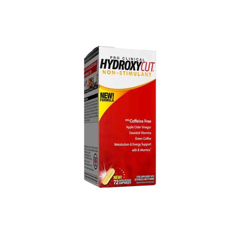 Hydroxycut, Pro Clinical Hydroxycut, Non-Stimulant 72 caps