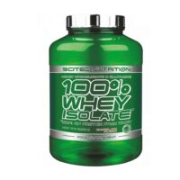 Scitec Nutrition Whey Isolate 100% 2kg Protein Isolate Low Fat And Carbs