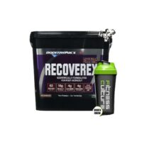 Boditronics RecoverEX Extra 5kg Pro Recover Whey Protein And Shaker