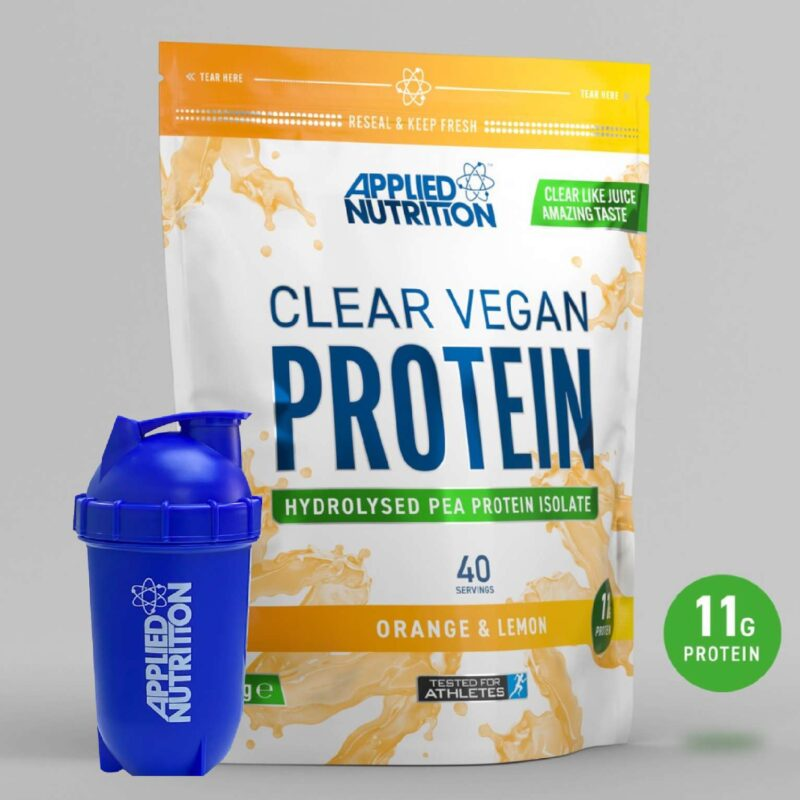 Applied Nutrition Clear Vegan Protein 600g
