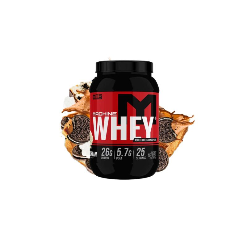 MTS Nutrition Machine Whey High Protein 26g Powder 907g