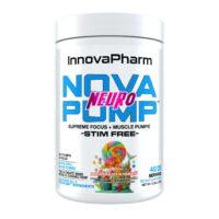 InnovaPharm Nova Pump Neuro Stim Free Pre-Workout