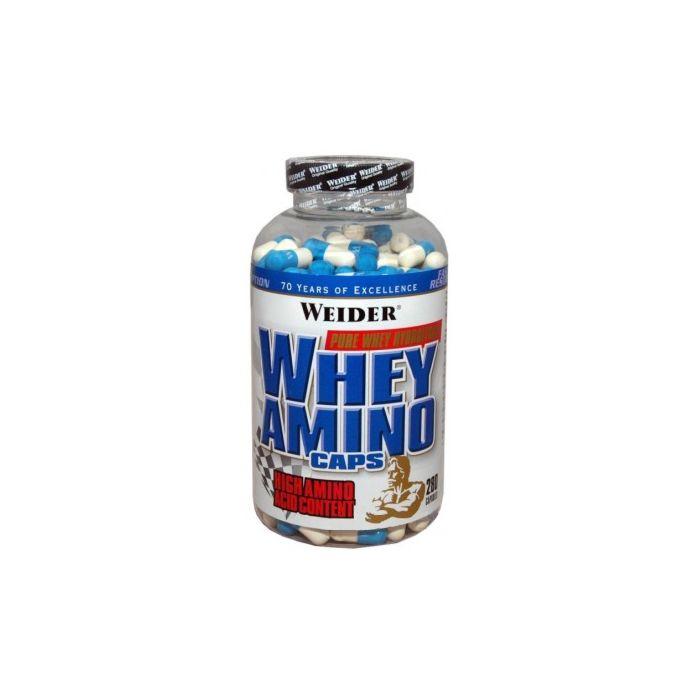 Weider plus whey hydrolysate Whey Amino caps 280 caps