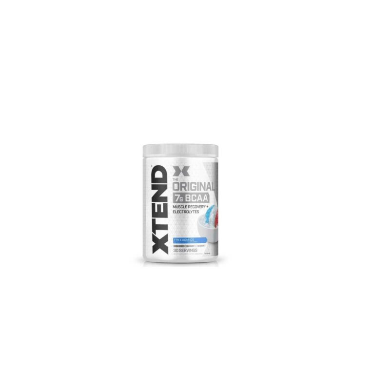Scivation Xtend BCAA Amino Acid 30 Servings Intra Workout*NEW*