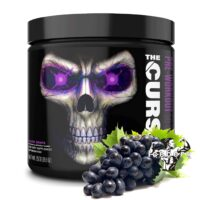 JNX The Curse - 250g / 50 Servings AWESOME DARK GRAPE FLAVOUR!